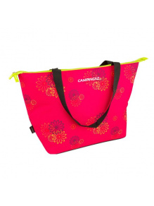 Torba termiczna SHOPPING COOLER 15 L PINK DAISY - CampinGaz