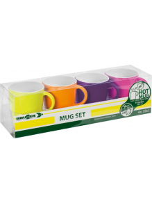 Kubki z melaminy Mug Set ABS Spectrum Flame - Brunner